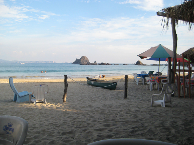 Playa Tenacatita