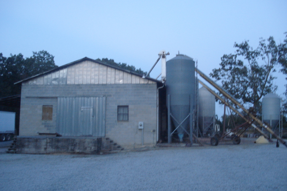 Godwin Seed Cleaning, Marshville, North Car
