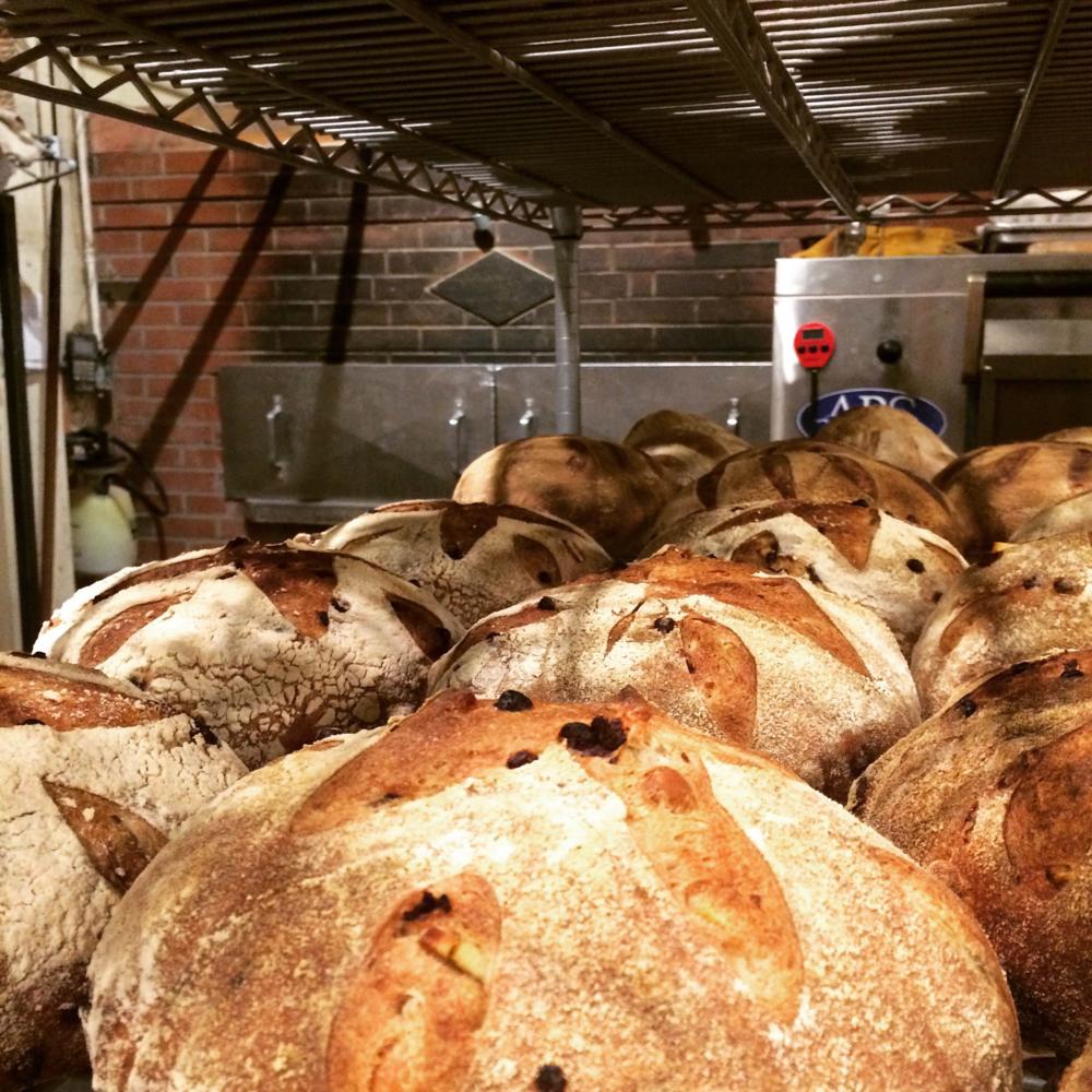 LOAF Bakery, Durham, NC