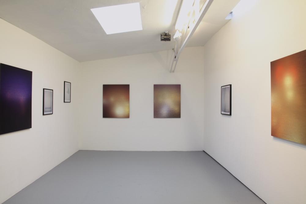 Yusuke Nishimura installation view