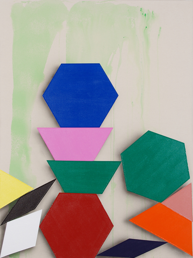 Shapes (green)