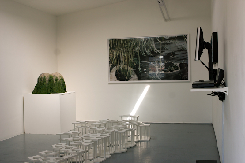 Decidedly Ambivalent installation view