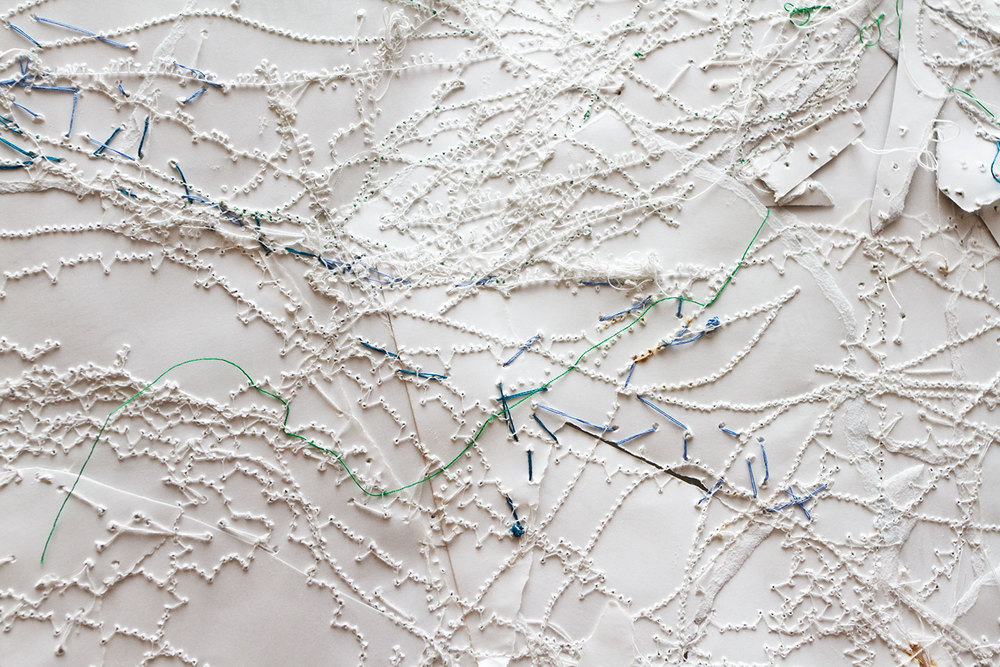 Road Map (detail)