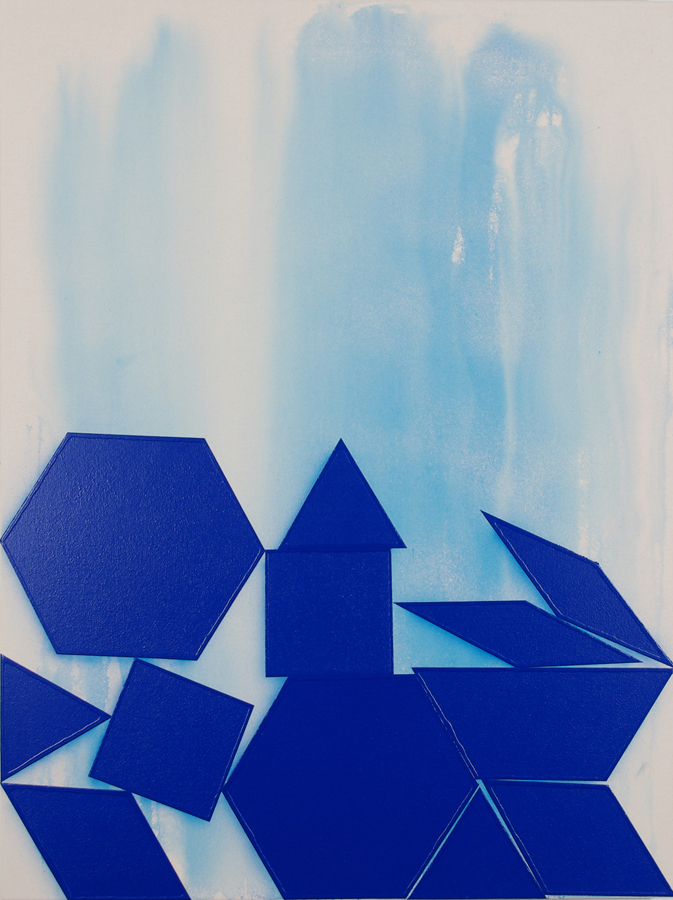 Shapes (all blue)