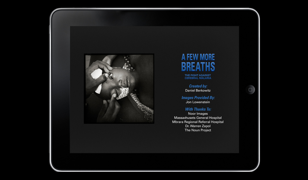 Tablet Publication Design