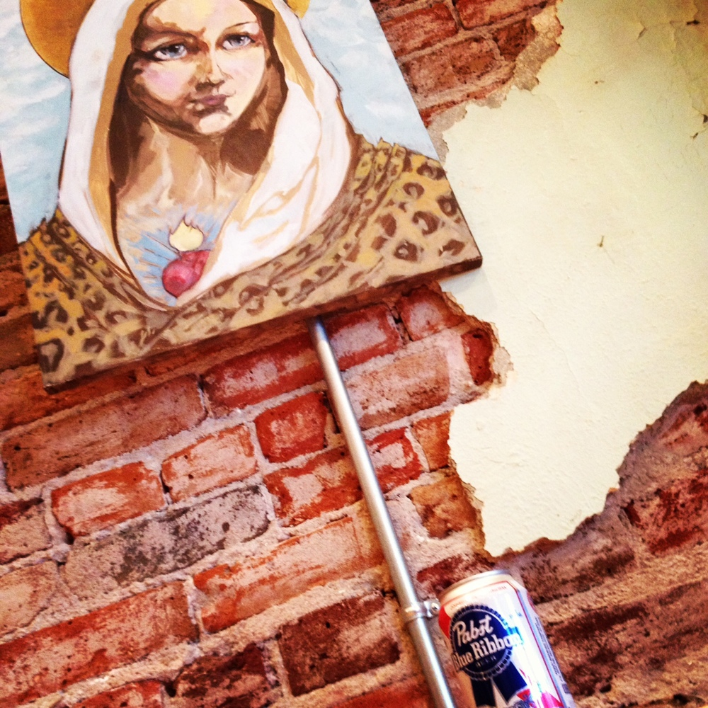The Art of Joey Coloroso and Pabst Blue Ribbon