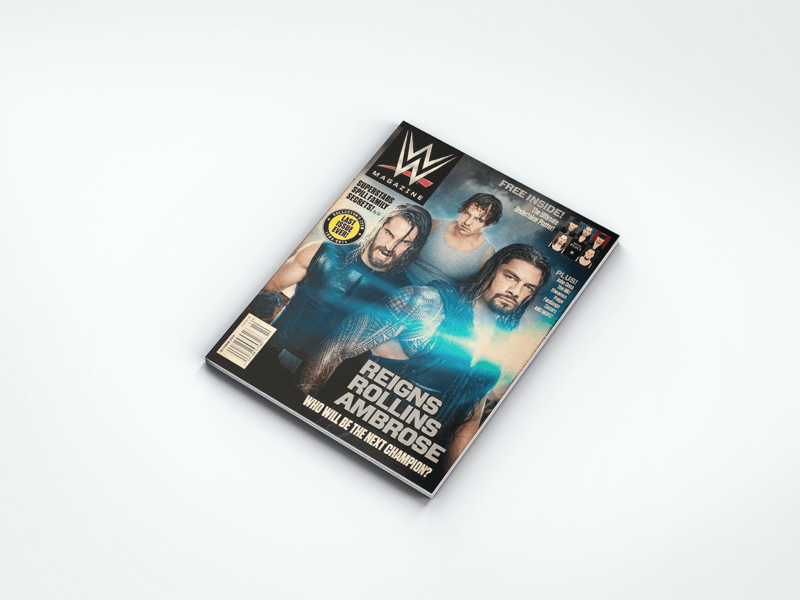 WWE Magazine: Final Issue