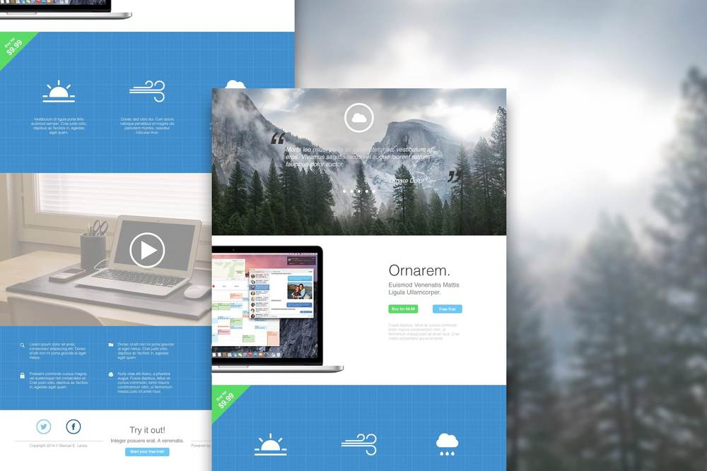 web_template_yosemite