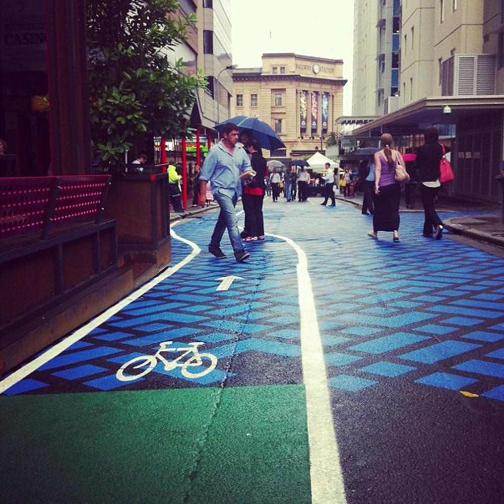 Bank Street, Adelaide. Image courtesy of  @catherine_zen .