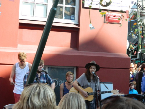 Of Monsters and Men, 2011. Image - Billy Haworth