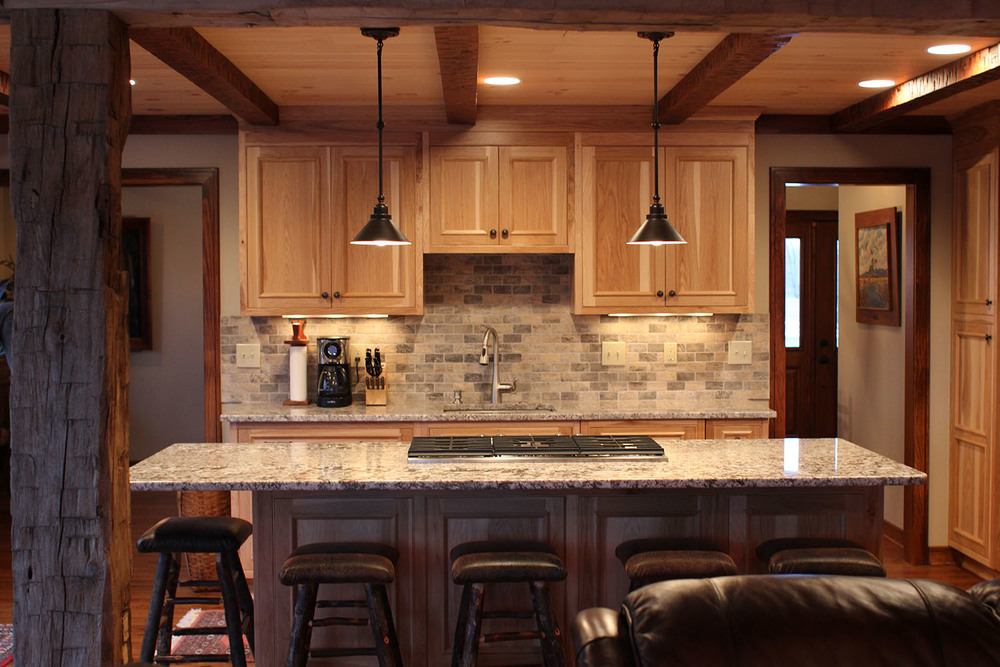 Kitchen Remodel. Mount Vernon Millworks Built The Cabinets ...