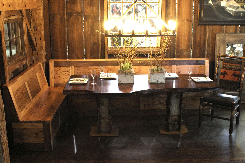 Mount vernon dining