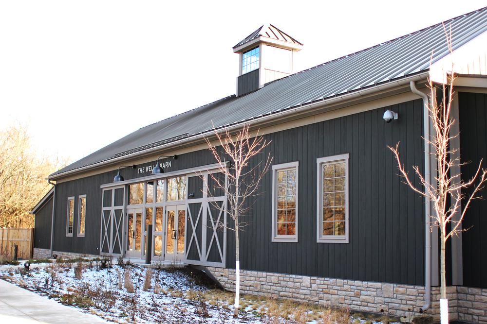 Wells Barn Mount Vernon Barn Company