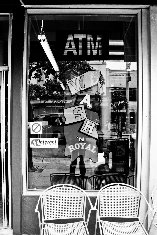 ATM Wash
