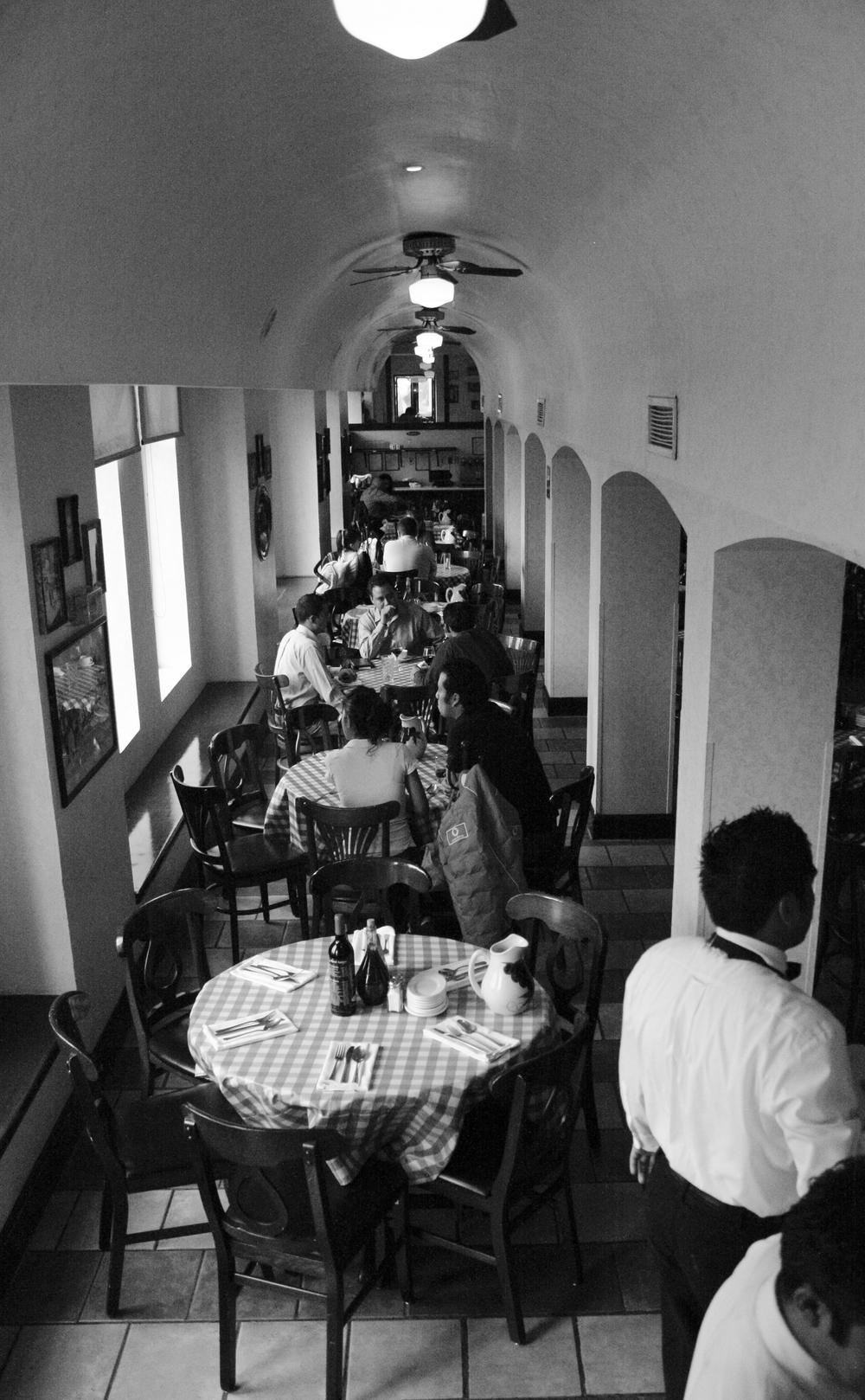 Italianni's en Famiglia