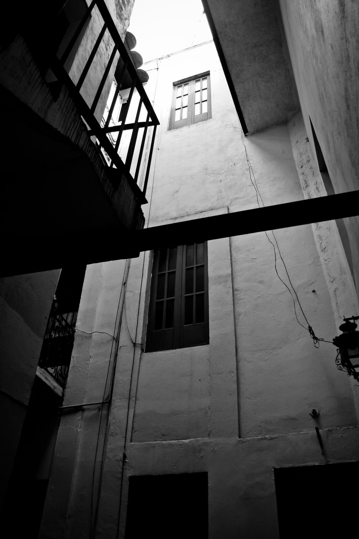 Balcon, como Shakespeare