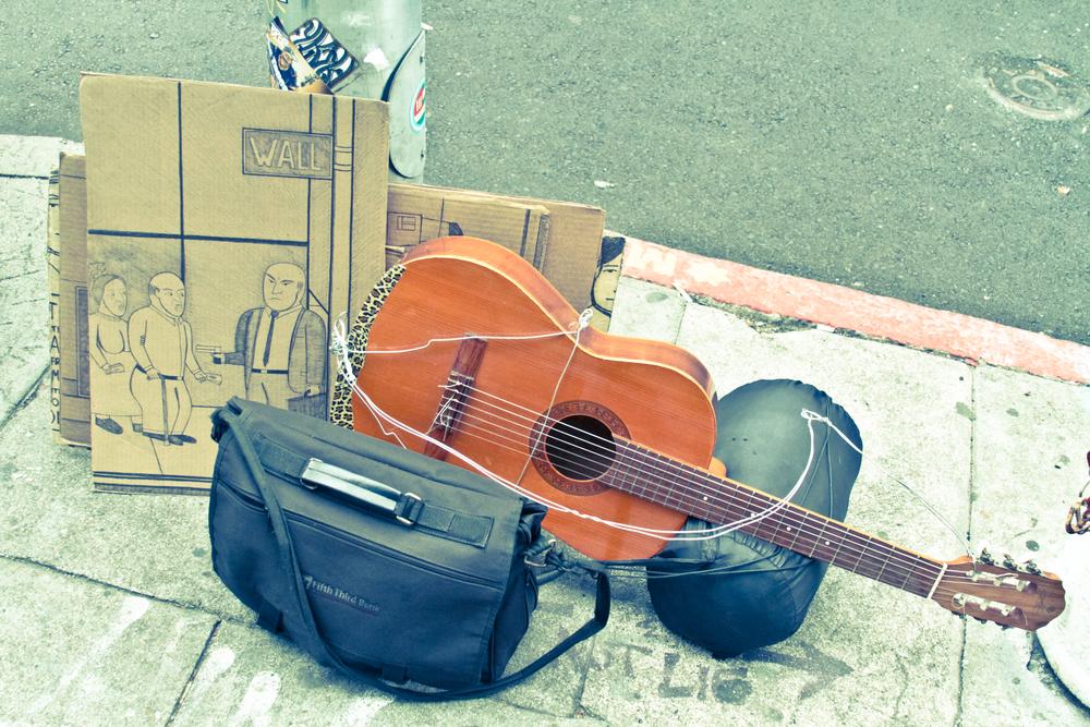 Wall Guitar