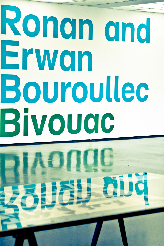 Ronan and Erwan Bouroullec Bivouac