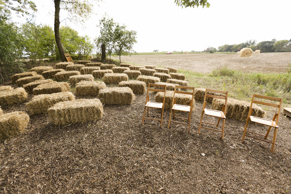 Outdoor events can be held across the farm.  Image by  Ellagraph Studios