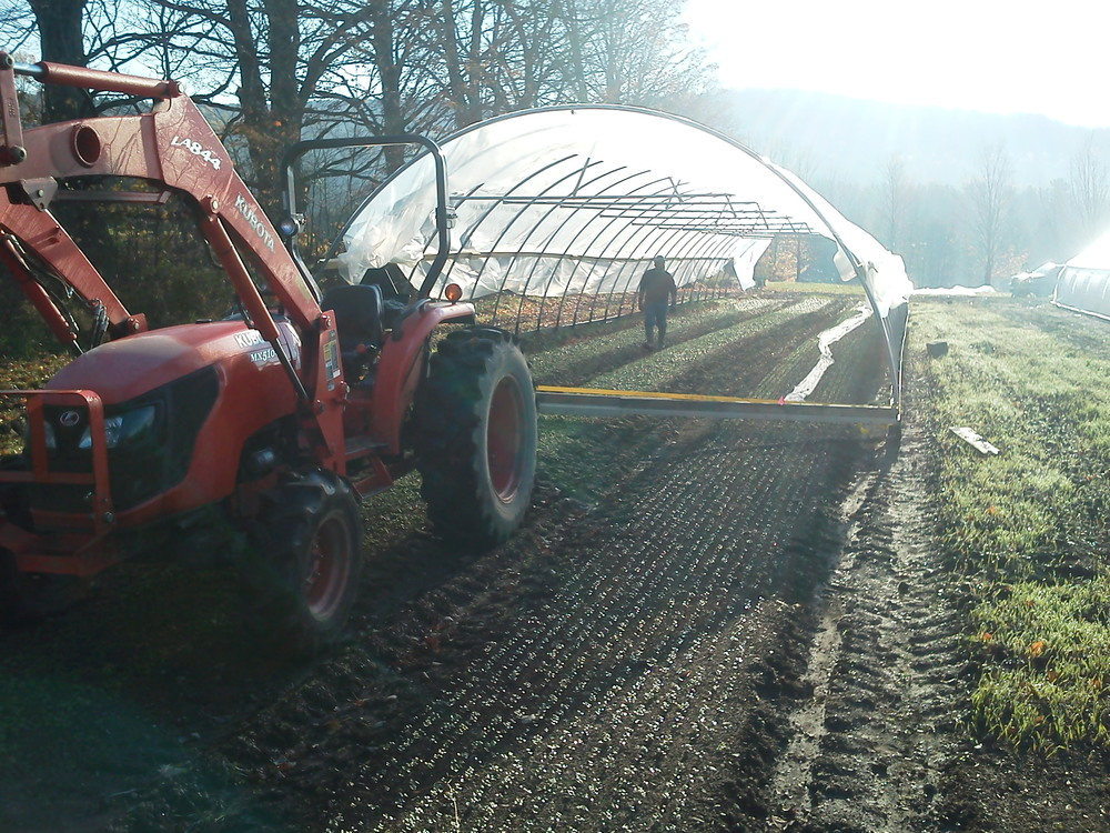 moveable hoophouse