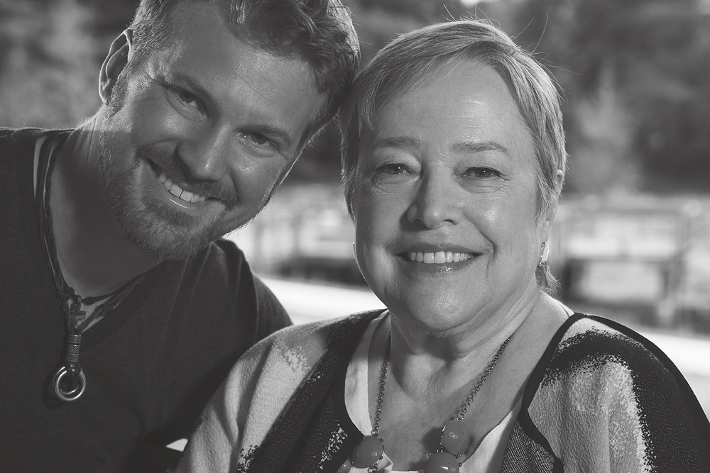Josh and Kathy Bates
