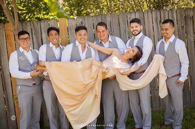 #weddingday Photography #jasprophoto #jasproductions #louisiana #atlantaphotographer #travelingphotographer #fun #groomsmen #bride #thaiwedding #bride #beautiful