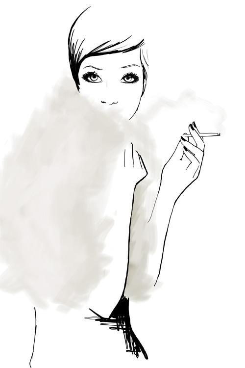 sketch :: Garance Doré