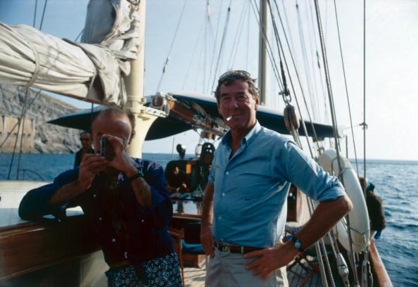 Slim Aarons, Capri, 1968