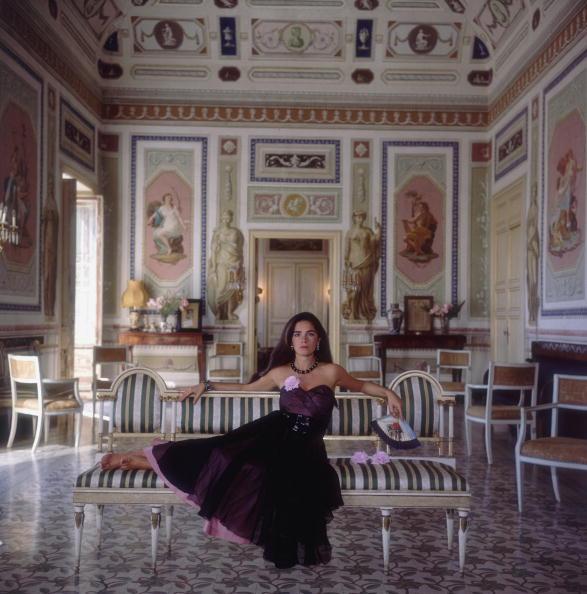 Anna Monroy di Giampilieri, 1984