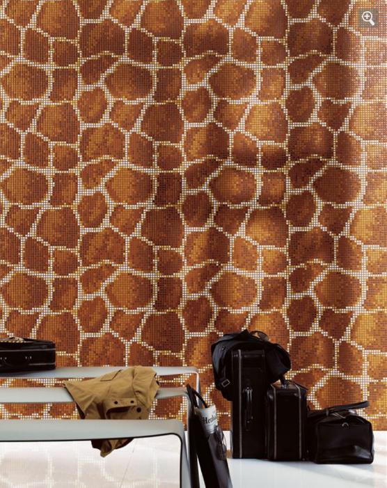 Giraffo by bisazza via bisazza.com