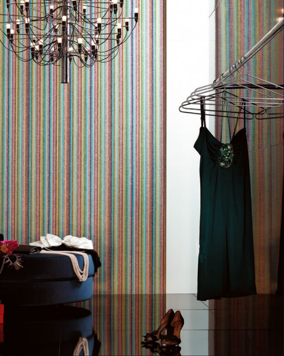 stripes by bisazza, via bisazza.com