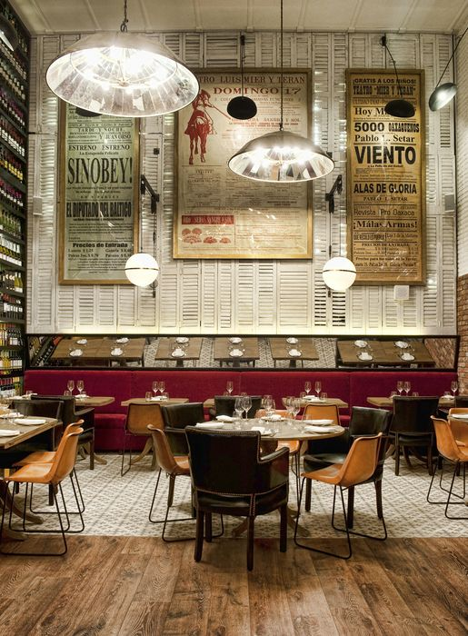 via restaurant and bar design awards