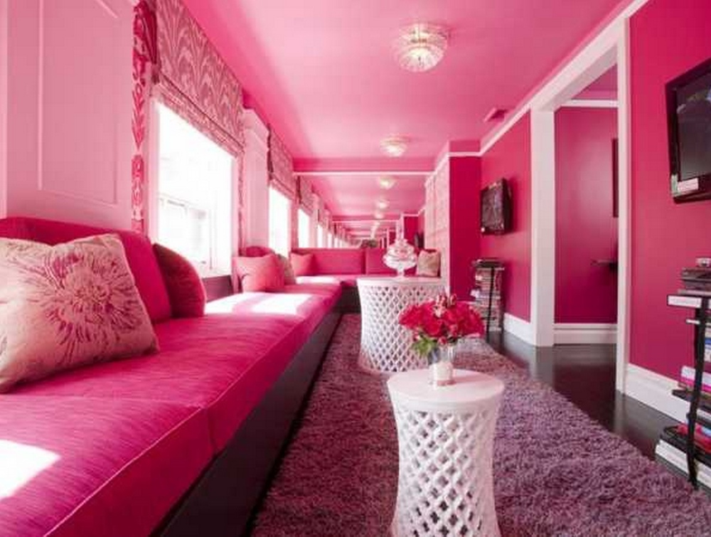 The Basics of Monochromatic Room DesignbrettVdesignblog.