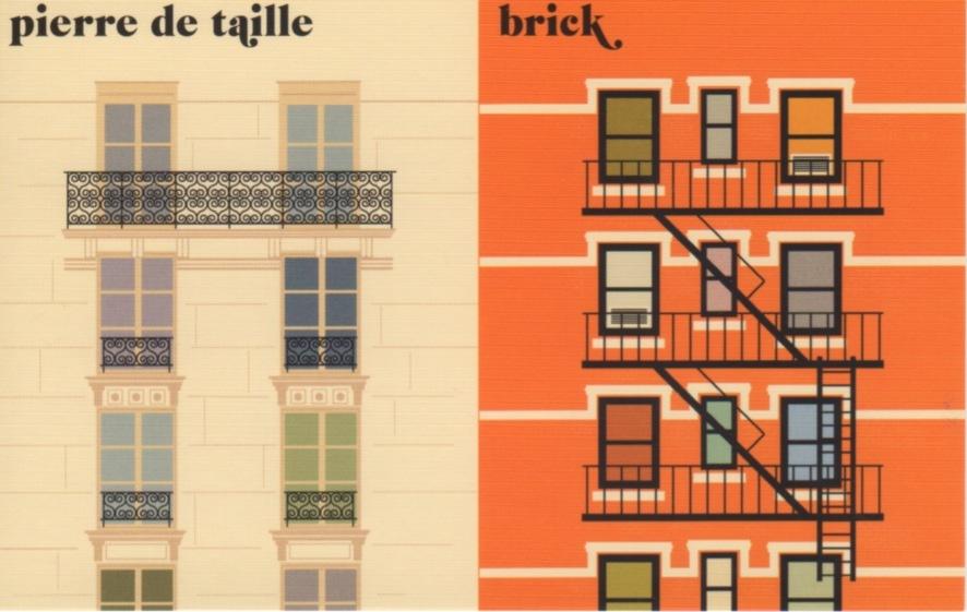 """""""la façade"""""""
