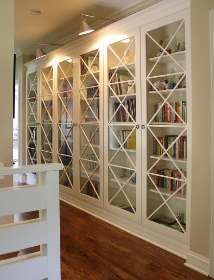 billy-bookcase-with-doors-ikea