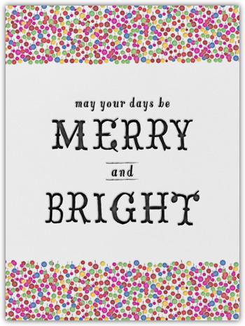 merry + bright :: mr boddington's studio