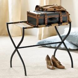 Gaspar Luggage Rack from Ballard Designs