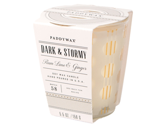 Dark + Stormy Candle from Paddywax
