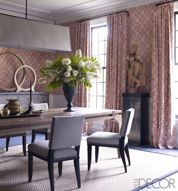 design :: thom filicia via elle decor