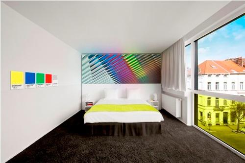 pantone+hotel+yellow+guest+room+brettVdesign