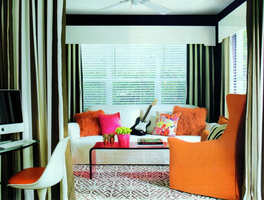 living+room+pink+orange+brettVdesign