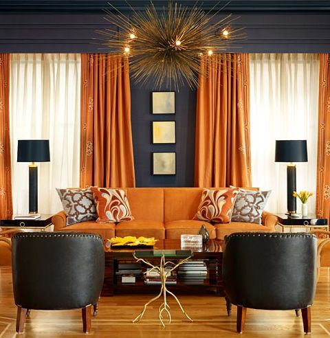 geoffrey+de+sousa+living+room+orange+black+brettVdesign