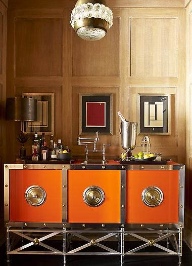 dining rm-orange and brass sideboard.jpg