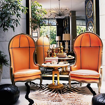 porter+chairs+orange+living+room+brettVdesign