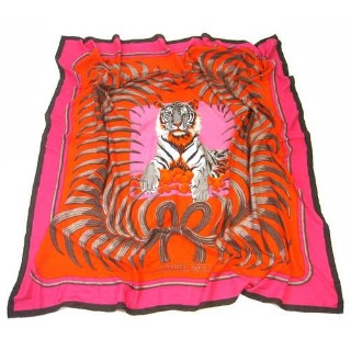 Hermès Tiger Scarf
