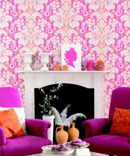 Color Love :: Pink + OrangebrettVdesignblog.
