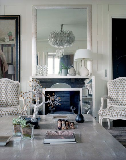 jean-louis deniot+living+room+hexagons+brettVdesign