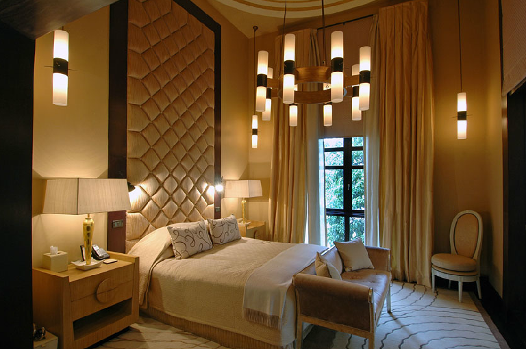 A home in New Delhi designed by Jean-Louis Deniot. Photo :: Robert McLeod