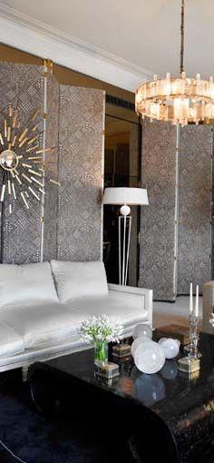 jean-louis deniot+folding+screens+living+room+brettVdesign