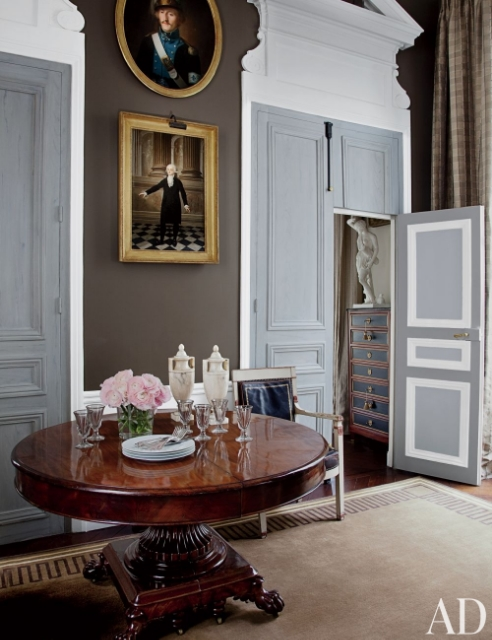 Photo :: Derry Moore, seen in Architectural Digest